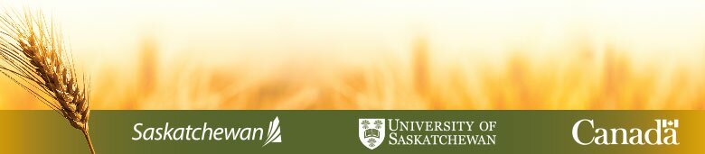 Partners: Government of Saskatchewan, University of Saskatchewan and Government of Canada